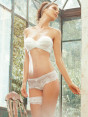 Luxury Bra in Ivory