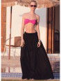Voile Long Skirt