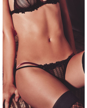 Nuit Thong with Elastic Waist Band