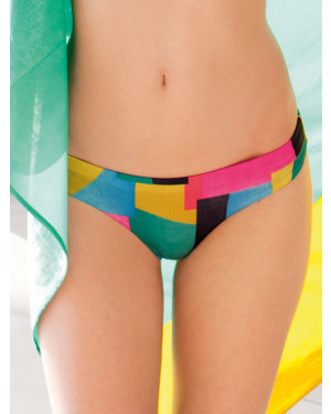 Bikini Printed with Accessory
