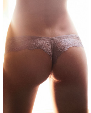 Brazilian lace in lilac
