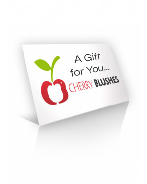 Cherry Blushes Gift Card